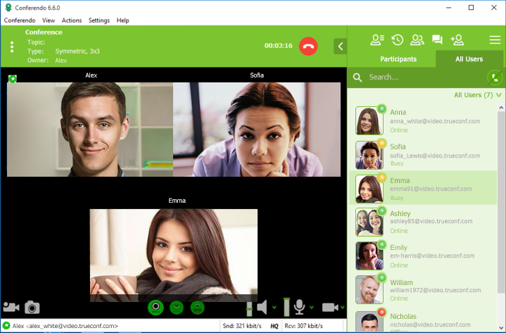 Www online video chat